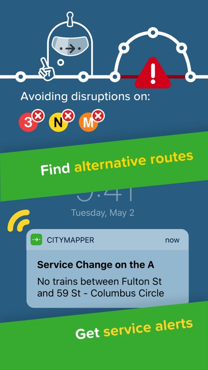 Citymapper screenshot-4