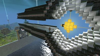 Screenshot from Block Fortress: Empires