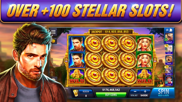 Take5 Casino - Slot Machines screenshot-0