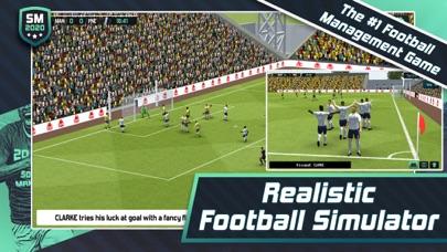 Soccer Manager 2020 ekran görüntüsü