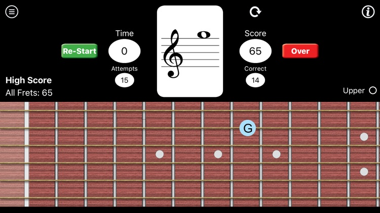 Ear Trainer for Guitarists screenshot-4