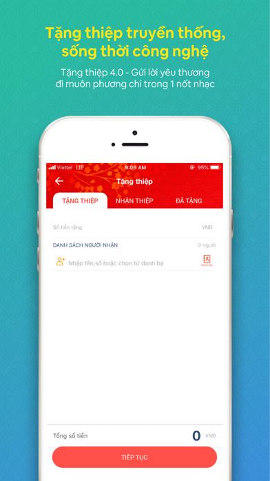 Screenshot for ViettelPay in Viet Nam App Store