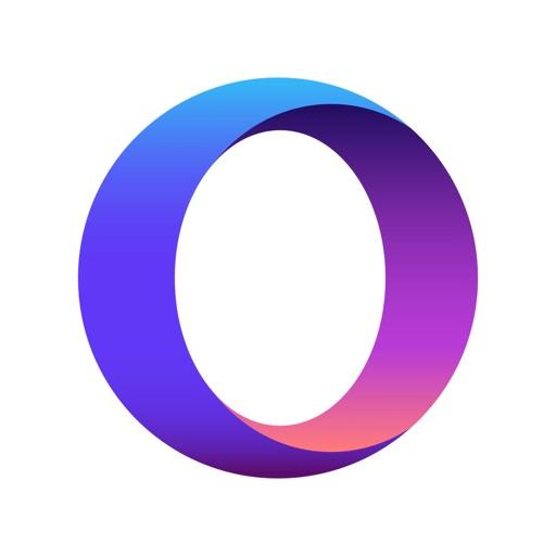 Opera Touch ウェブブラウザ