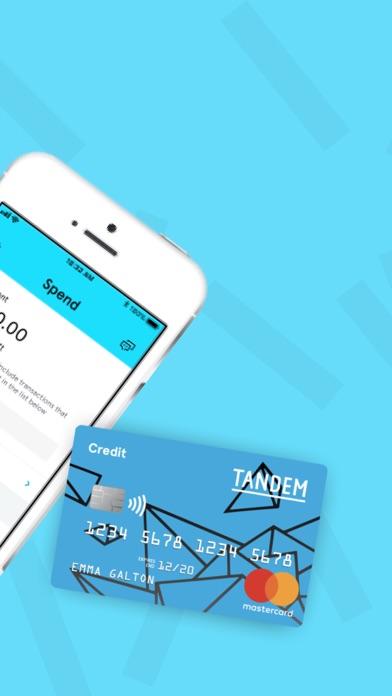 Tandem Bank screenshot two