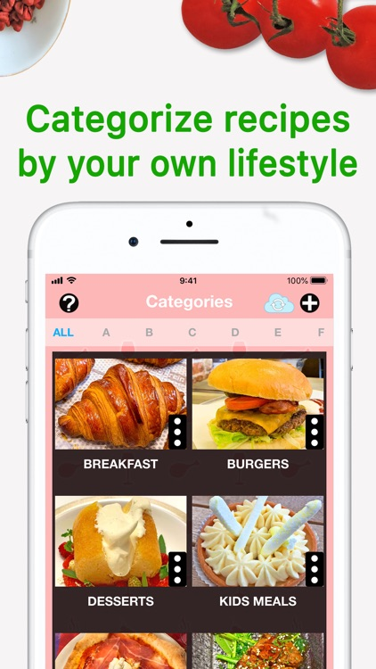 Recipe Selfie Cooking App screenshot-3