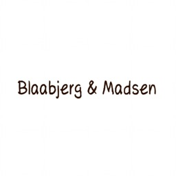 Blaabjerg & Madsen(Ny App)