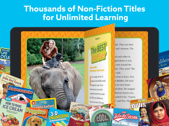 Epic! - Unlimited Books for Kids screenshot