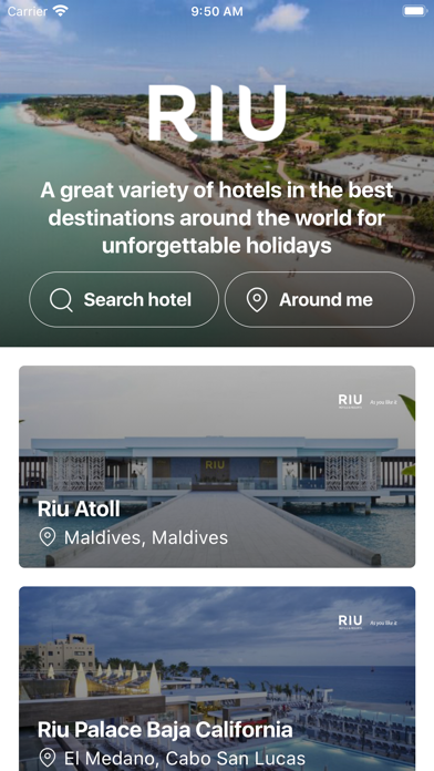 Download Riu Guest Info for Android