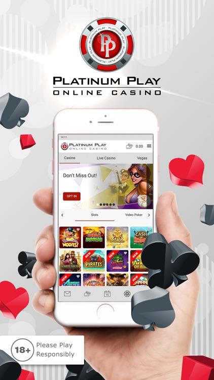 Platinum Play Online Casino screenshot-0