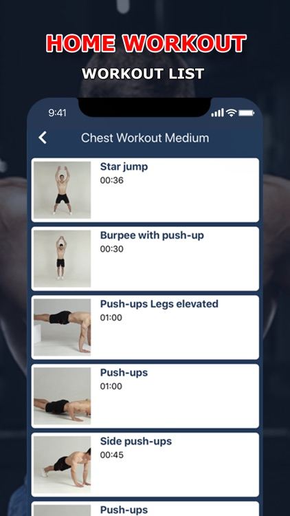 Home Fitness Workout Pro