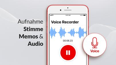 Screenshot for Anruf Aufnahme & Sprachnotizen in Austria App Store