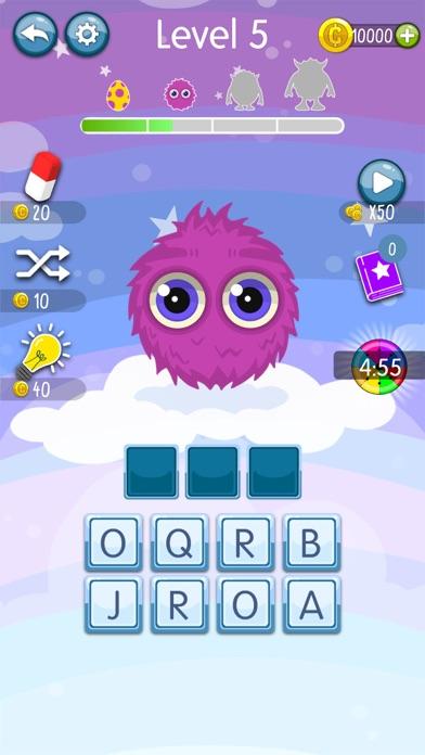 Word Monsters: Word Game screenshot 6
