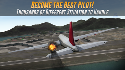Screenshot from Airline Commander
