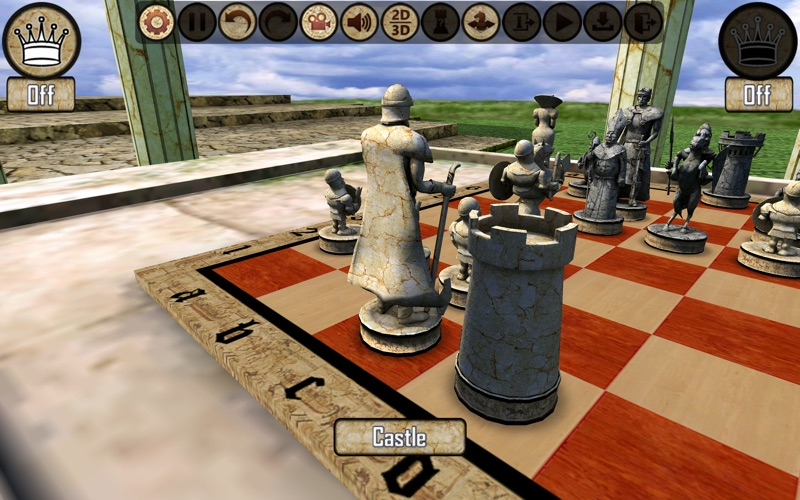 Warrior Chess for Mac