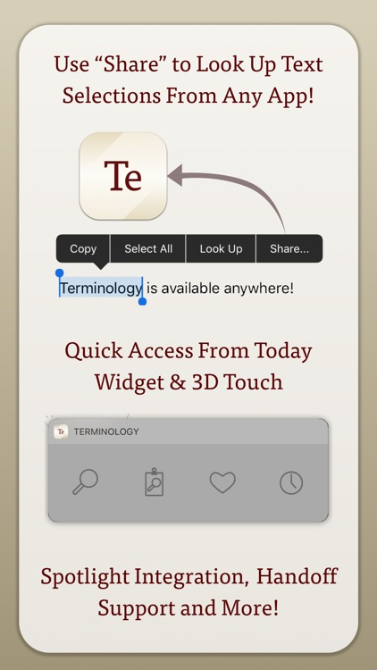 Terminology Dictionary screenshot-3