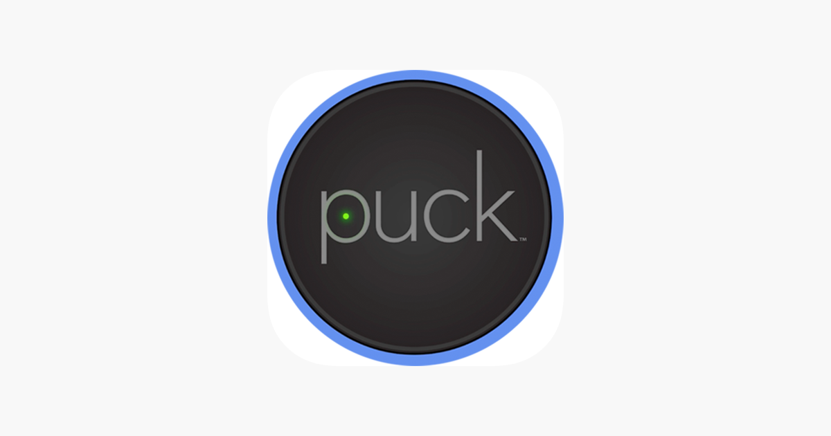 Puck Remote App on the App Store