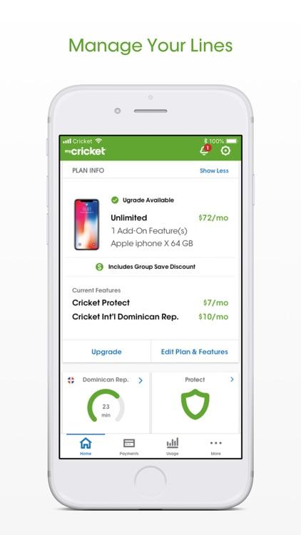 myCricket App