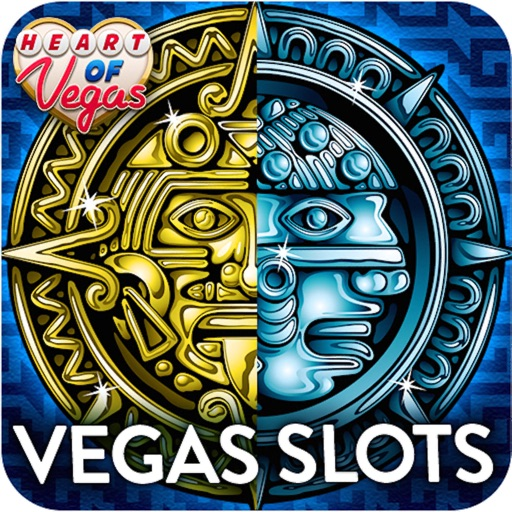 Heart of Vegas – Slots Casino app logo