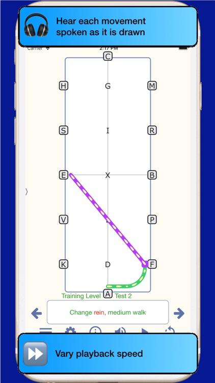 TestPro US Dressage Federation screenshot-6