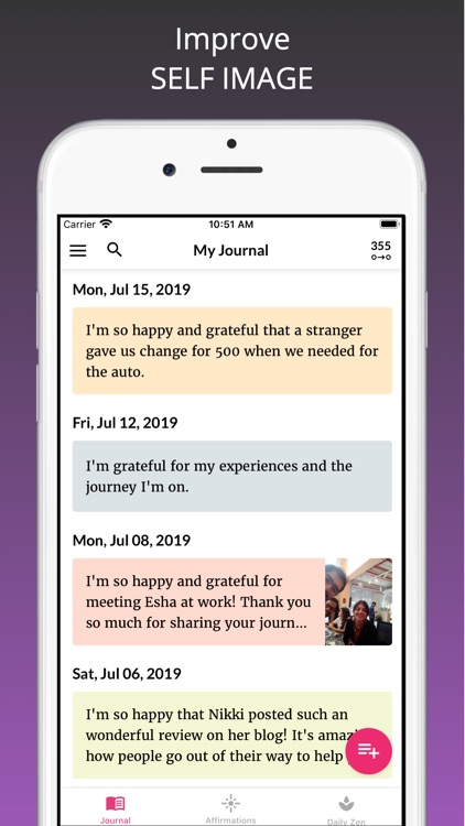 Gratitude Happiness Journal screenshot-0