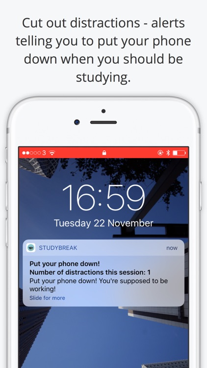 StudyBreak Time Management App