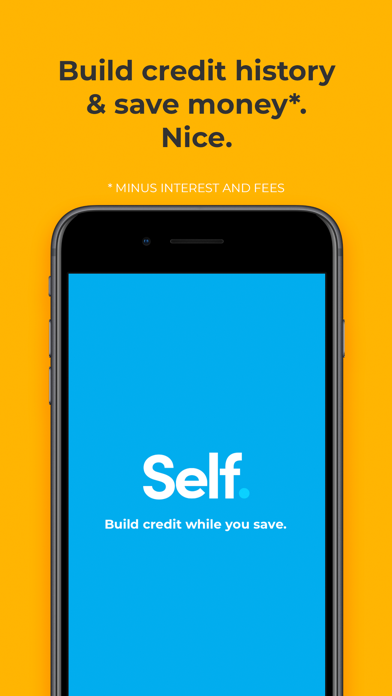 Screenshot for Self - Build Credit in United States App Store