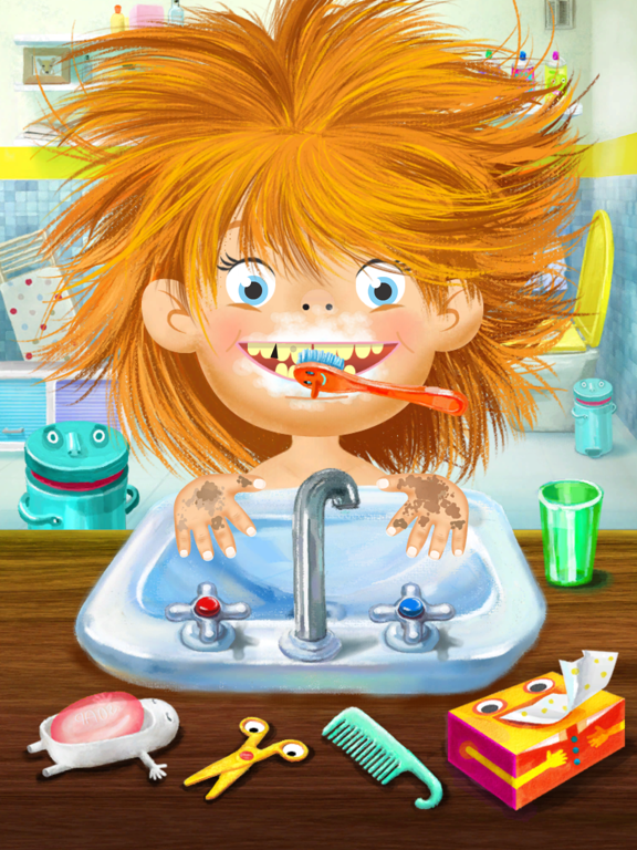 Pepi Bath - App voor iPhone, iPad en iPod touch - AppWereld