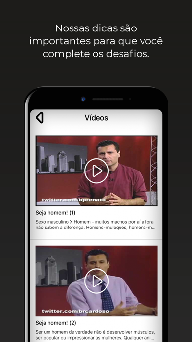 Screenshot for Intellimen in Portugal App Store