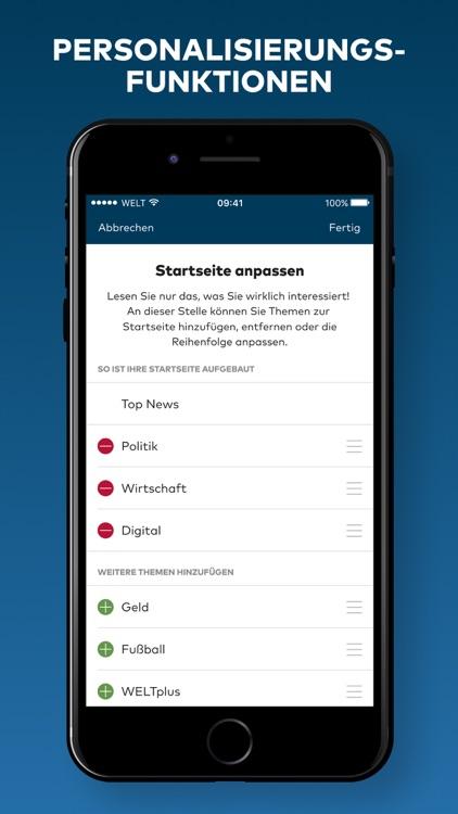 WELT News – Nachrichten live screenshot-4
