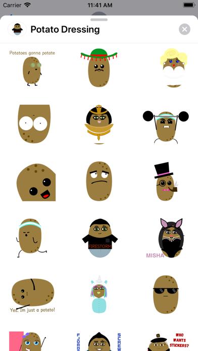 Potato Dressing screenshot 2