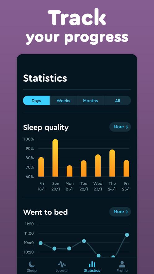 Sleep Cycle: 智能闹钟-5