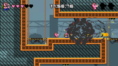Screenshot from Ammo Pigs: Armed and Delicious