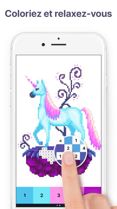 Télécharger Pixel Art - Jeu de coloriage pour Pc