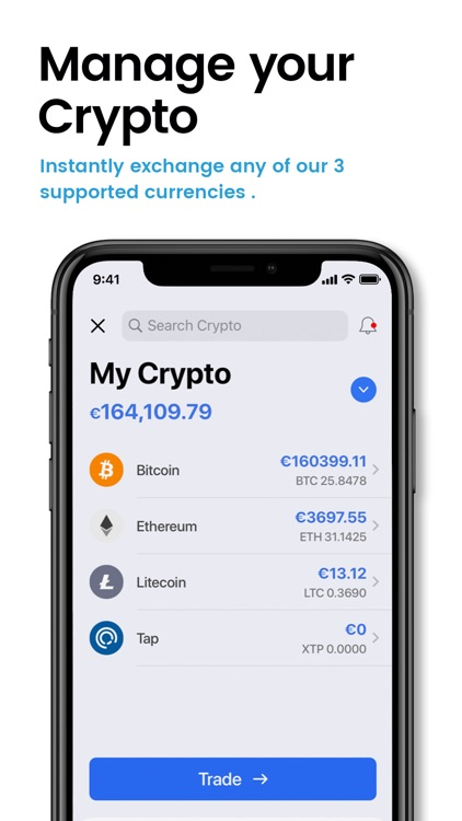 Tap - Buy & Sell Bitcoin screenshot-4