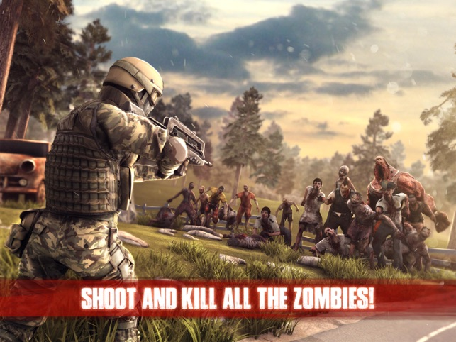 a30ee3fe  Zombie Frontier 3: Sniper FPS on the App Store