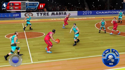 Basketball Dunk Hoop 2019Screenshot of 6