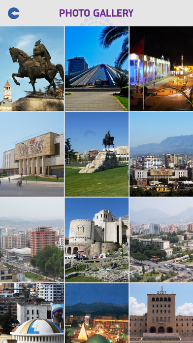 Tirana City Guide screenshot 4