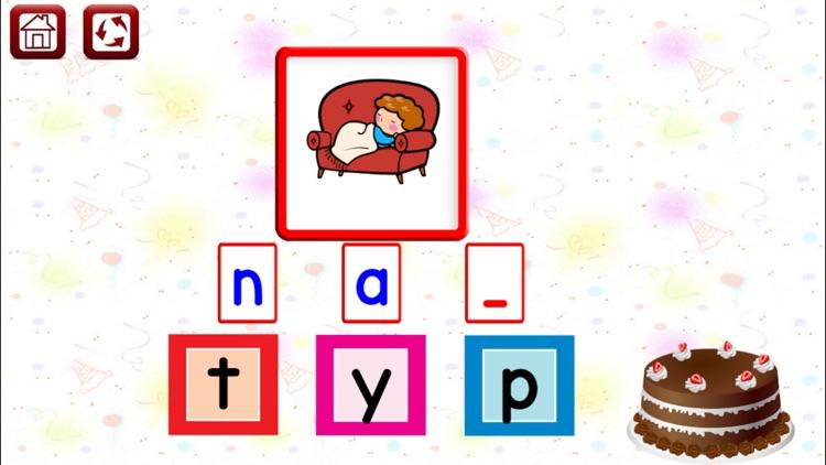 ABC Phonics for Kids Reading screenshot-5