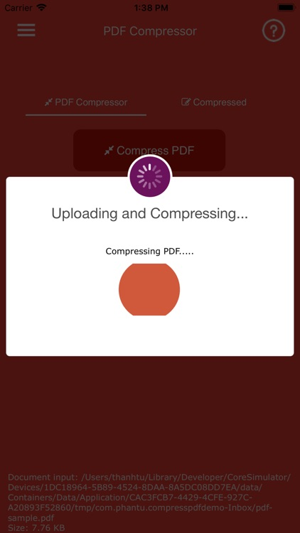 PDF Compressor - Compress PDF