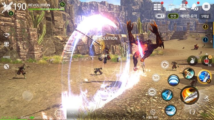 블레이드&소울 레볼루션 screenshot-7