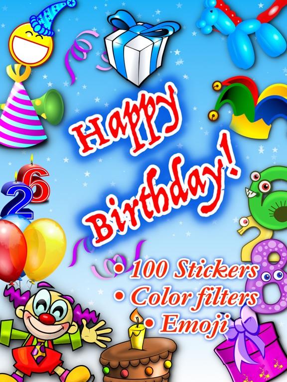 happy birthday stickers app price drops happy birthday stickers app price drops
