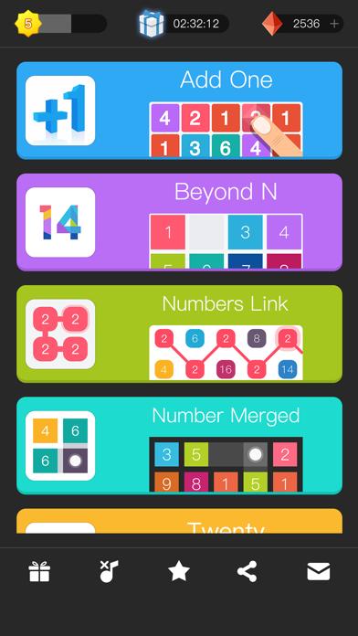 Puzzles Games.超多关卡趣味玩法 screenshot one