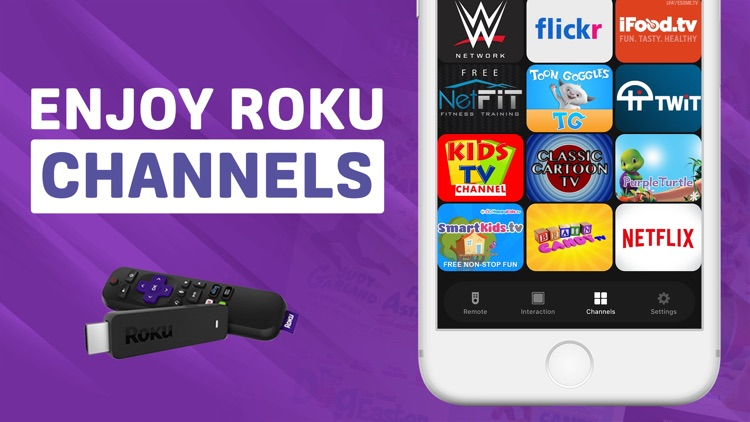 Remote for Roku TV - iRemote