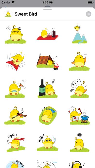 Sweet Bird screenshot 1