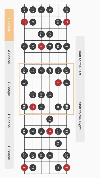 Learn Guitar Scale screenshot-3