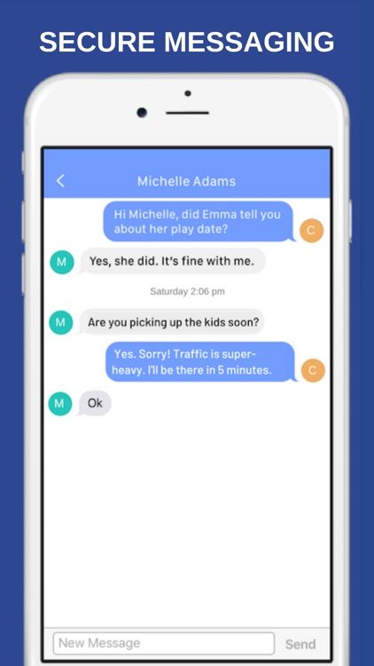 WeParent - Co-Parenting App screenshot-3