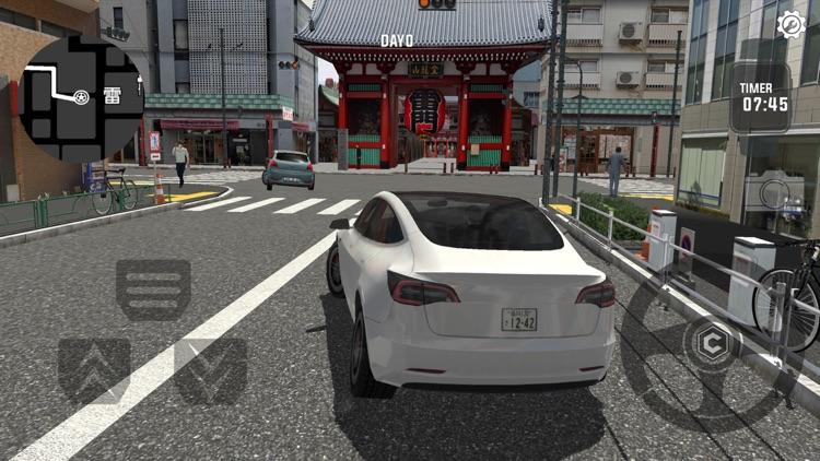 Tokyo Commute - Driving Sim screenshot-5