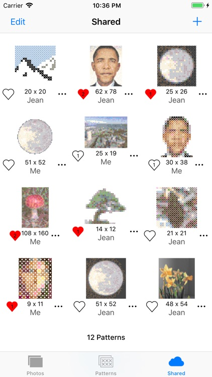 Stitched—Cross-stitch Patterns screenshot-4