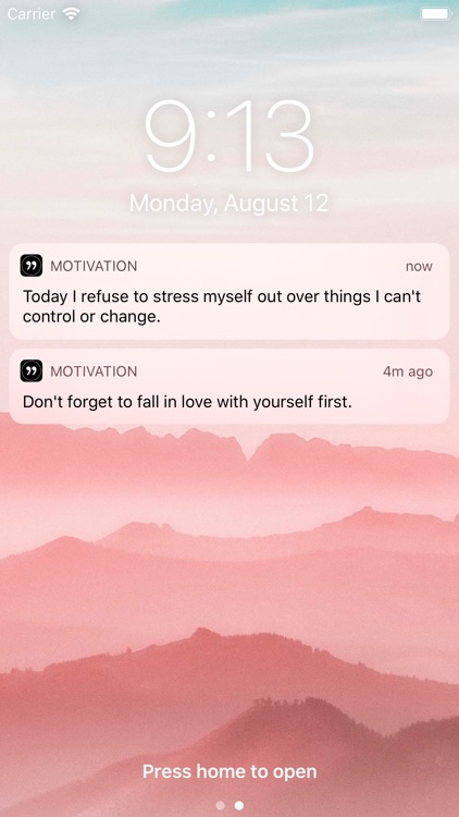 Motivation - Daily quotes screenshot-8