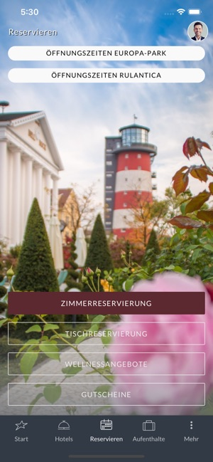 Europa Park Hotels Im App Store